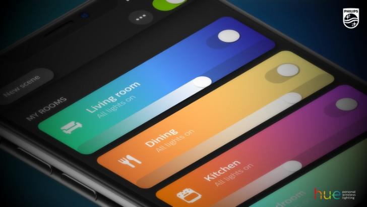 Philips Hue: Apps para potenciar la experiencia