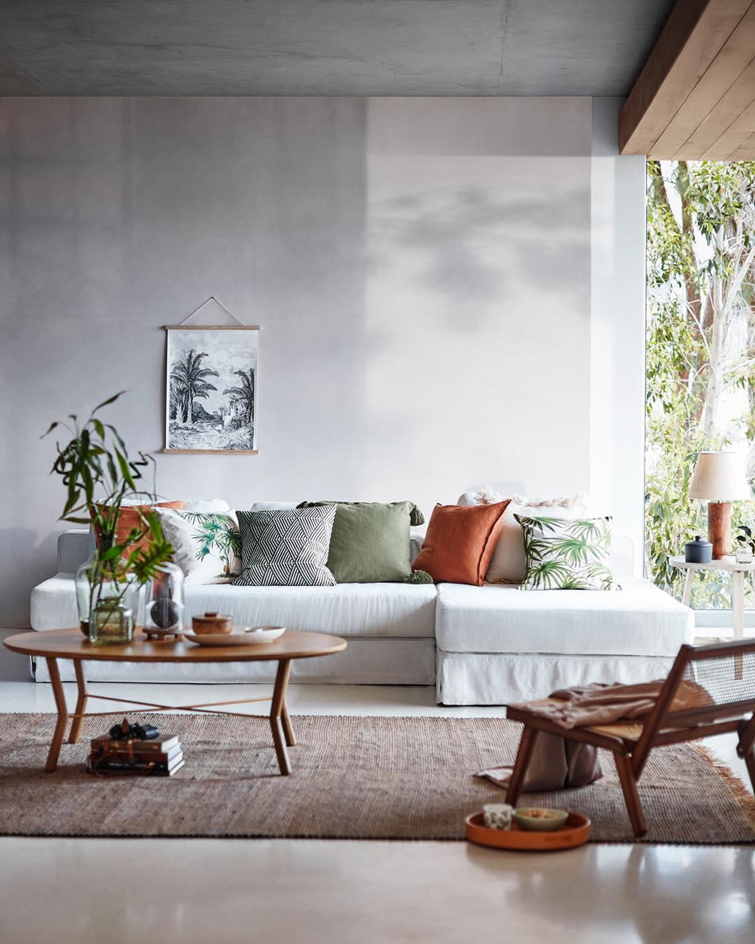 10 Ideas para elegir el color de las paredes del salón