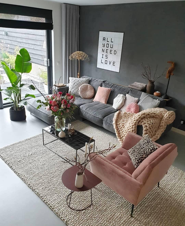 El salón según el Feng Shui
