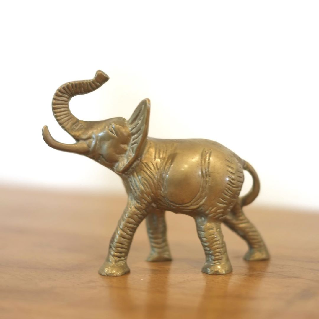 Cómo deshacerte o tirar un elefante de la suerte a la basura